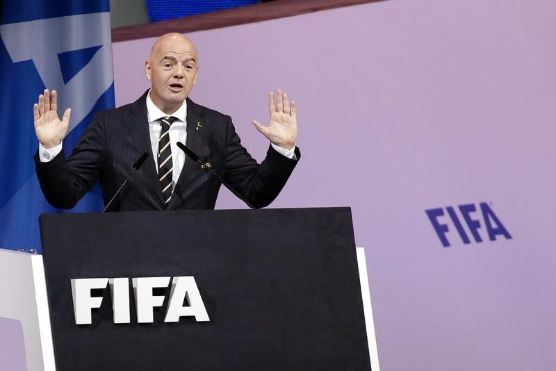 Image result for FIFA President