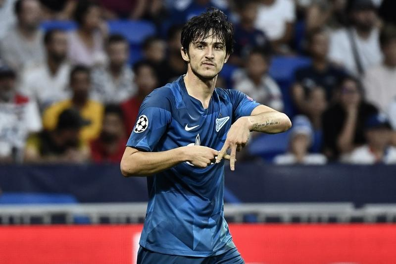 Arsenal Eyes Signing Iranian Striker Sardar Azmoun Sports China Daily