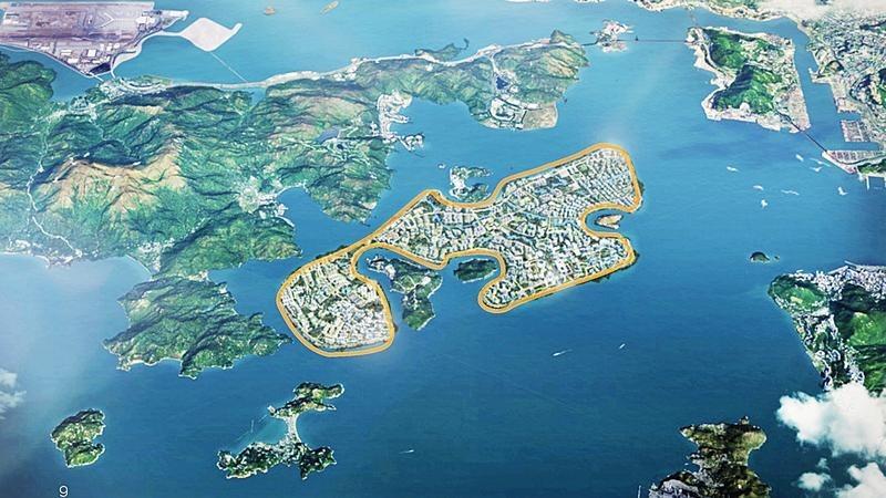 NAJVEĆE VJEŠTAČKO OSTRVO! Hong Kong planira projekat vrijedan 79 milijardi dolara