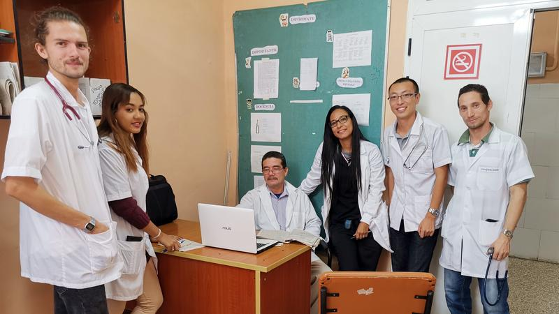 Medical students warm to studies in Cuba | In-Depth China