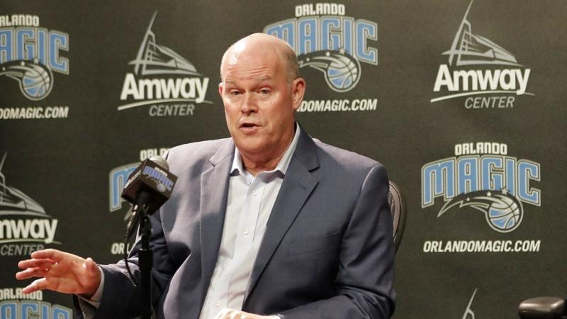 Happy and healthy, Steve Clifford takes over in Orlando