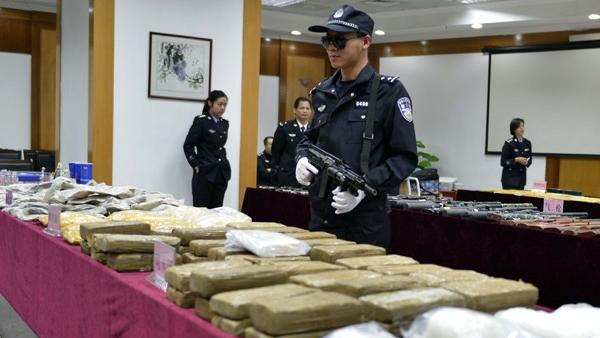 China to strengthen ties with ASEAN on drug control | Nation