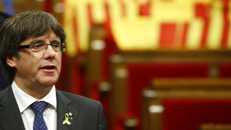 Spain to seek Catalan politician's arrest on Denmark visit