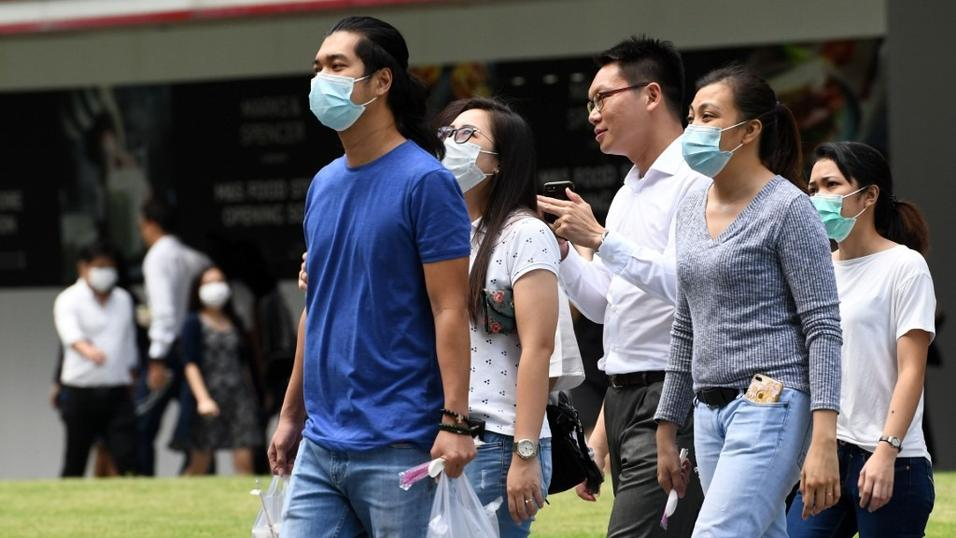 Singapore S Cases Top 10 000 As Worker Infections Rise Asia News China Daily