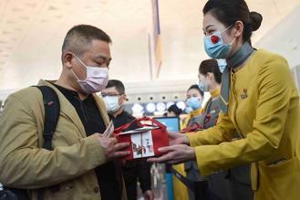 Wuhan, the hardest-hit city by the COVID-19 outbreak on the Chinese mainland, reopened on Wednesday after a 76-day lockdown.