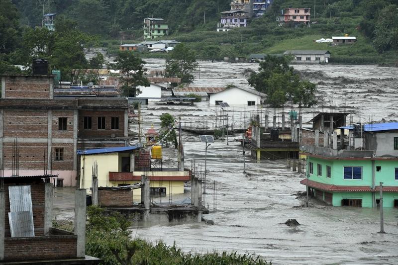 Китай официально признал бедствие на северо-востоке страны