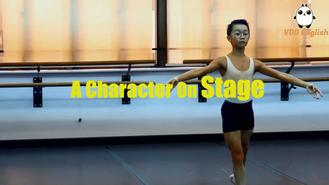 In this episode, we interviewed Nicholas, who excels at ballet. Nicholas sees ballet as a way of showing that everyone can be as beautiful as ballet.