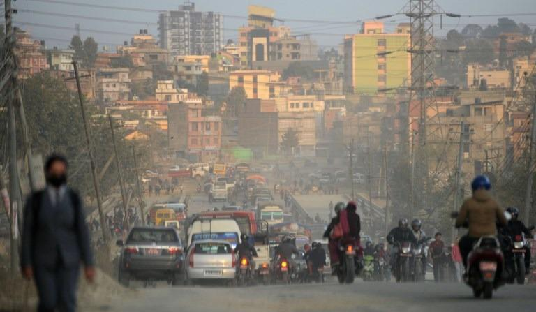 As Kathmandu's air gets worse, its residents struggle to