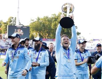 England won its first ever Cricket World Cup after a nine-hour final against New Zealand on Sunday.