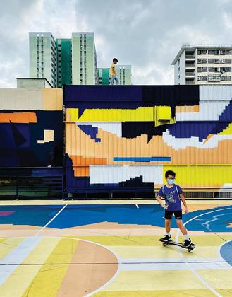 Few cities have as many public playgrounds as Hong Kong.
