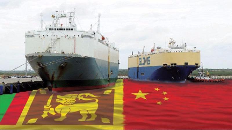 Image result for hambantota port china