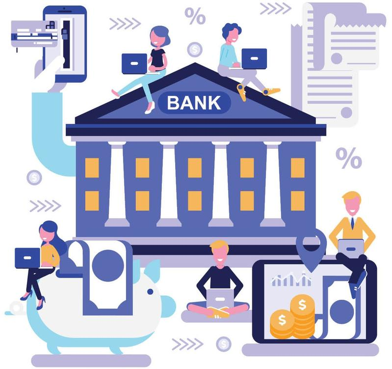 Traditional, virtual banks square off in battle for tech-savvy