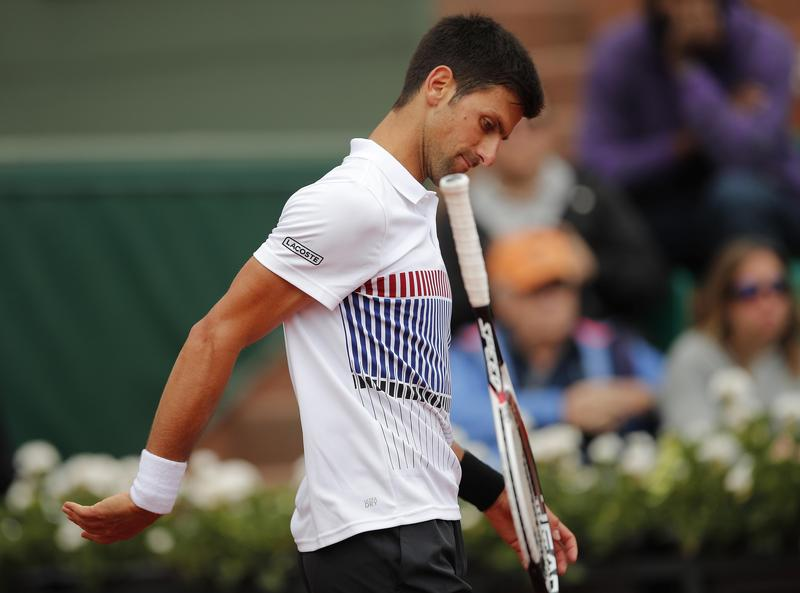16 Champ Djokovic In Whole New Situation After Paris Loss Sports China Daily
