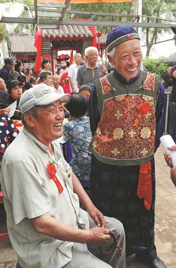 Liaoning villagers celebrate Manchu heritage | Life & Art