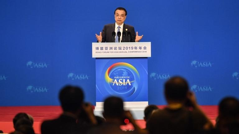 Li: China formulating supporting rules for foreign investment law