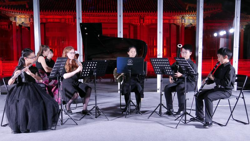 Young competitors strike the right note at gala event | Life & Art