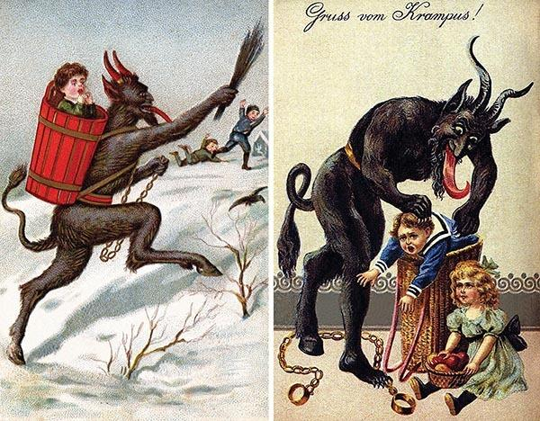 Krampus the Christmas Terror | Life Style | China Daily