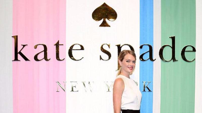 c1933e1bf6ee2b This file photo taken on September 11, 2015 shows model Lindsay Ellingson  at the Kate Spade New York presentation during Spring 2016 New York Fashion  Week ...
