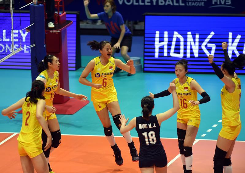 China edges Japan 3-0 in FIVB women's Nations League | Sports
