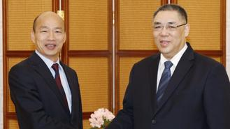 Kaohsiung Mayor Han Kuo-yu is on a week-long tour to Hong Kong, Macao, Shenzhen and Xiamen to boost cross-Straits economic relations.