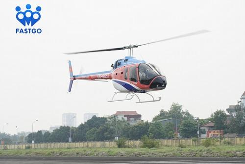 Vietnam to have first helicopter ride-hailing service | Eye