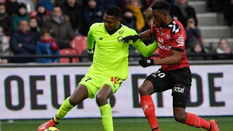 882832daa2c Lille maintains Champions League push as rival Lyon loses