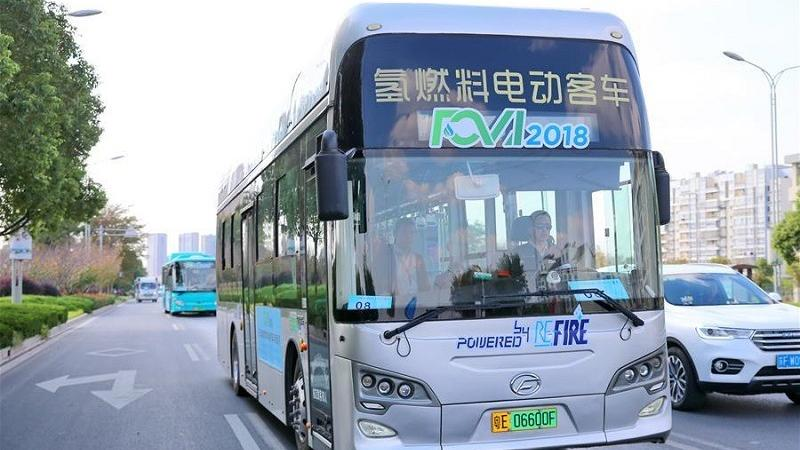 Chinese scientists find cheaper way to make hydrogen fuel