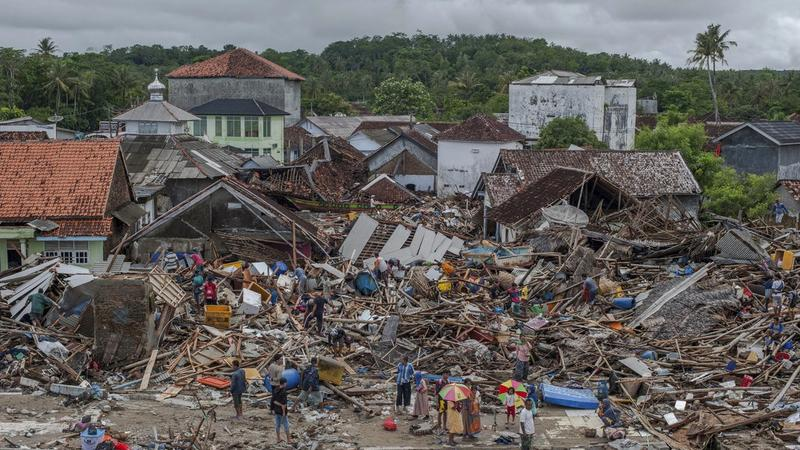 Indonesia: Floods, landslides to be predominant disasters in