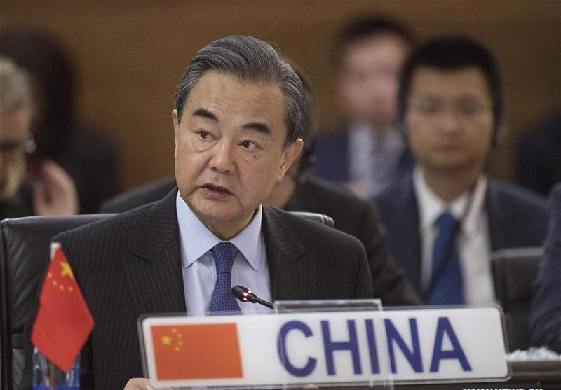 Image result for Chinese State Councilor and Foreign Minister Wang Yi