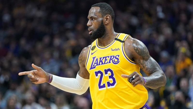 Let The King James Games Begin Sports China Daily