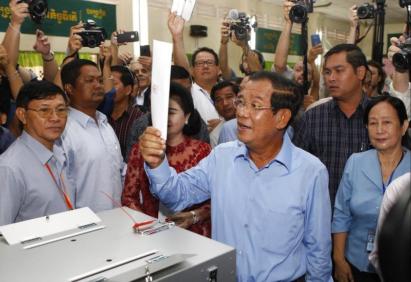 Cambodian ruling party wins general election | Asia News ...