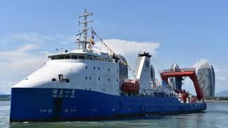 Results, including a deep-sea equipment test and scientific research in various disciplines, were achieved, according to  the expedition's chief scientist.