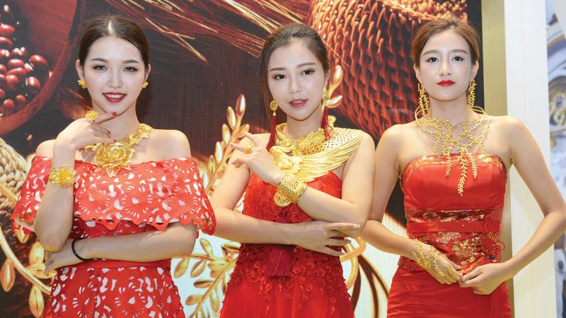 Pure Gold Loses Its Er Asia Weekly China Daily