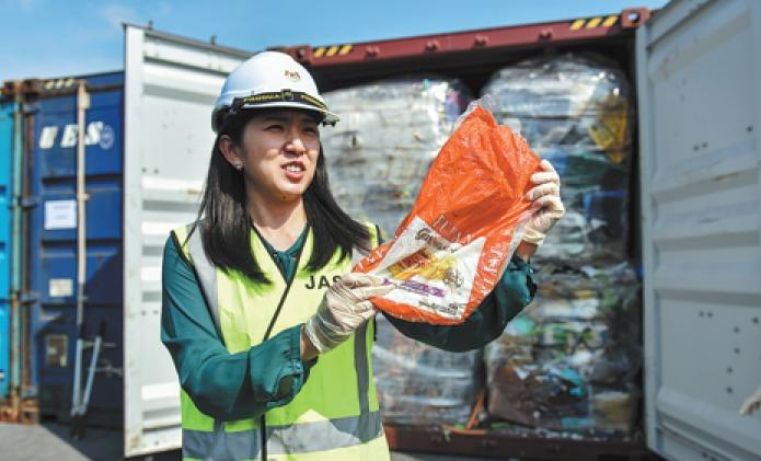 Southeast Asia battles flood of waste imports | In-Depth