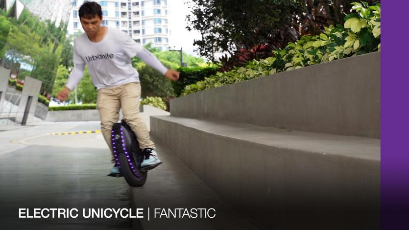 FANTASTIC | Electric unicycle