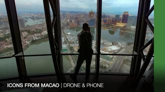In the last episode of our photography series, Andy and DJ head over to Macao to see if they can photograph the iconic St. Paul's facade and a bird's-eye view from the tower. Both pictures have been done many times before, but can our two snappers come up with something different?