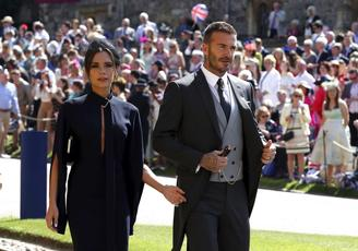 Britain's Prince Harry and Meghan Markle wed on May 19 at Windsor Castle, near London, England, with thousands of guests attending.