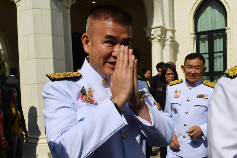 Marvelous Thai Cabinet Minister Denies Drug Conviction Report Asia Home Interior And Landscaping Oversignezvosmurscom