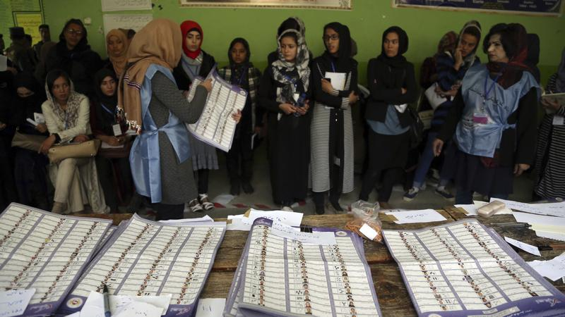 Afghanistan probes election commissions after firings   Asia