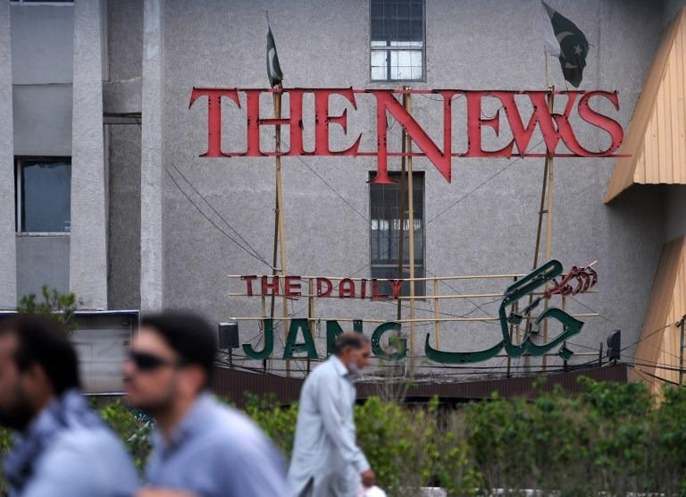 Once-vibrant Pakistan media views intimidation as the new