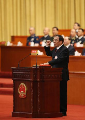 The current session of the 13th National People's Congress have been through two rounds of election over the weekend.