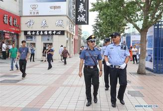 Italian police began their 3rd joint patrol with their Chinese counterparts in China. The joint exercise will last until July 5 in four cities.