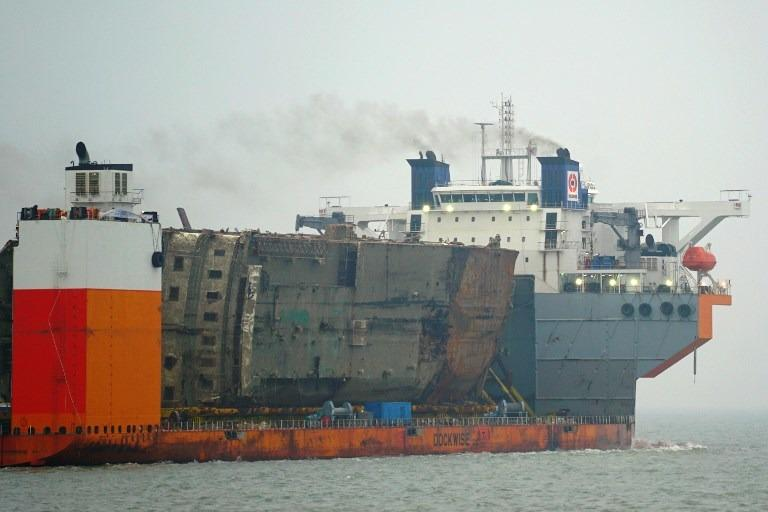 Intention' gives convincing clue to why Sewol ferry sank